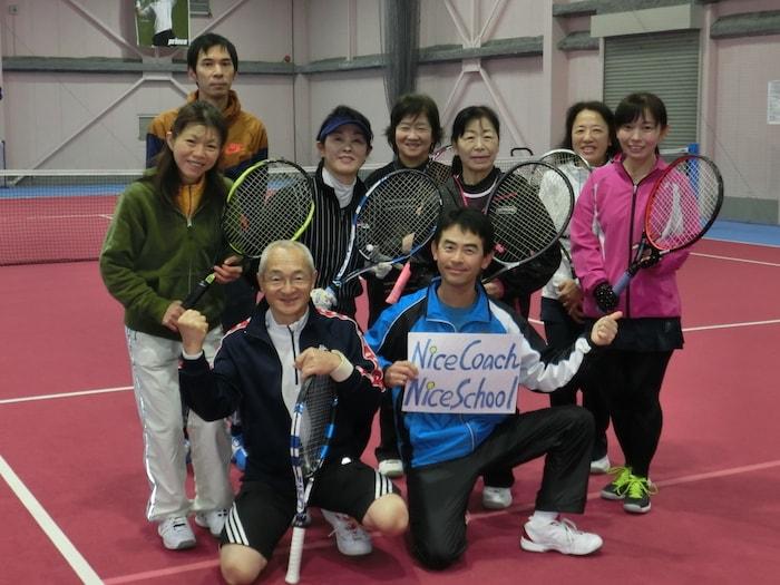 テニスは一生楽しむことができるスポーツ