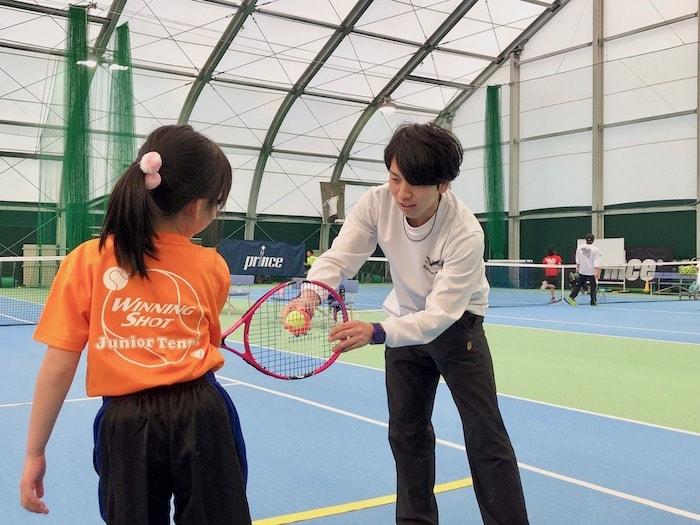 テニスで鍛えるセルフコントロール力