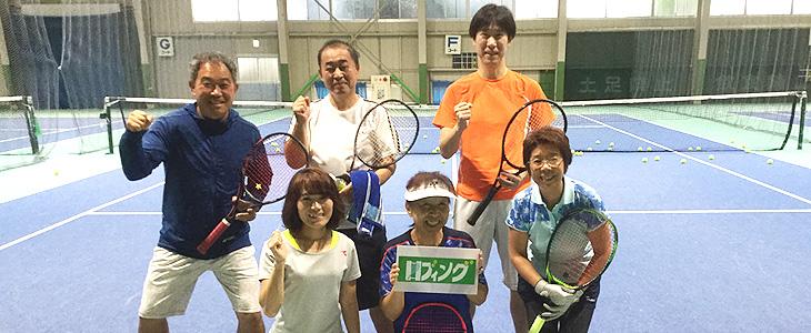 秋の成人テニスキャンプin伊豆高原リゾートホテルロブィング(2018.9/29〜30)