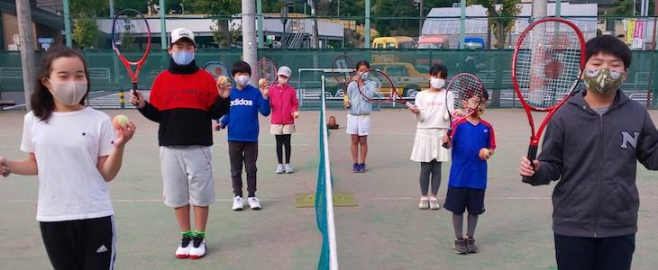 YFPジュニアテニスツアー2020〈11月大会〉