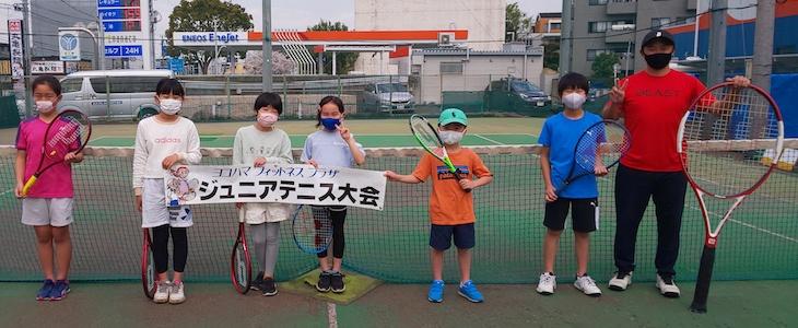 YFPジュニアテニスツアー2020-2021〈3月大会・最終戦〉