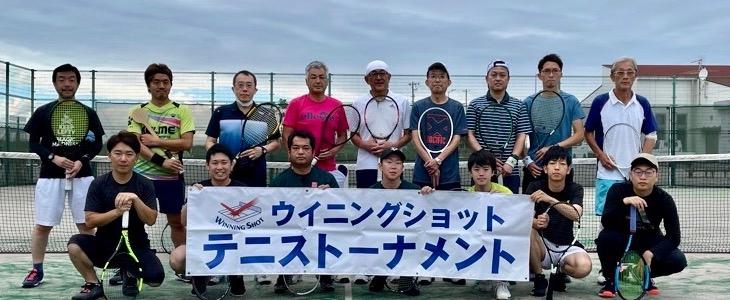 メンズシングルスサーキット2021★第3回大会結果